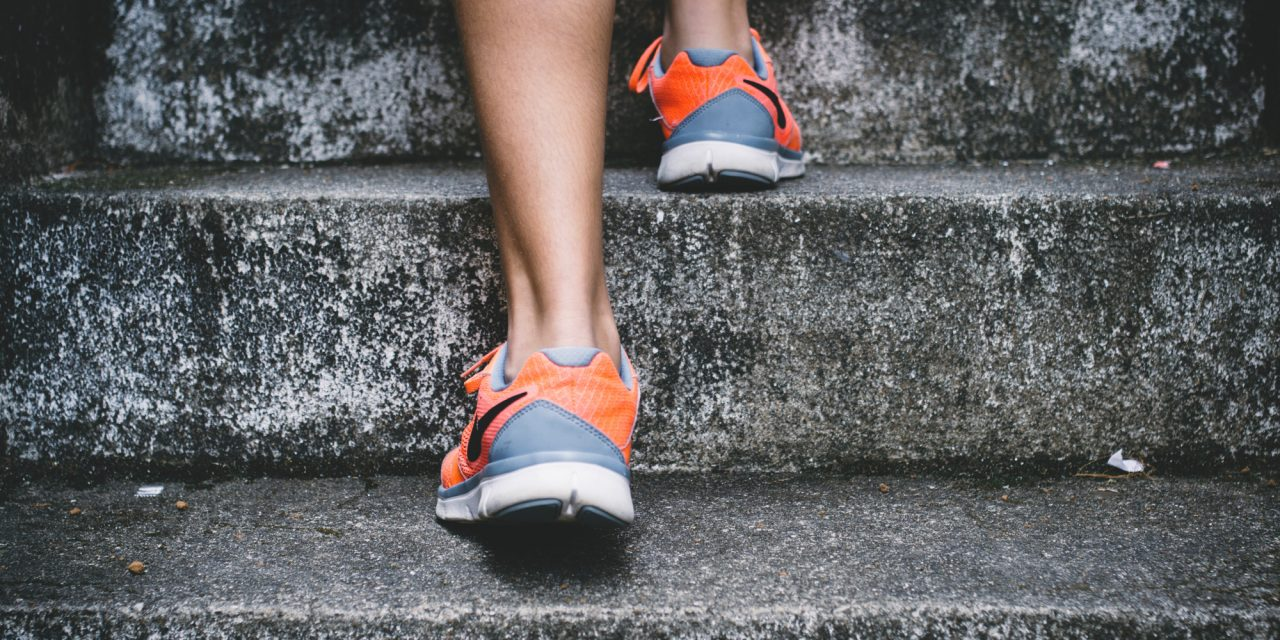 Get active – a few minutes at a time