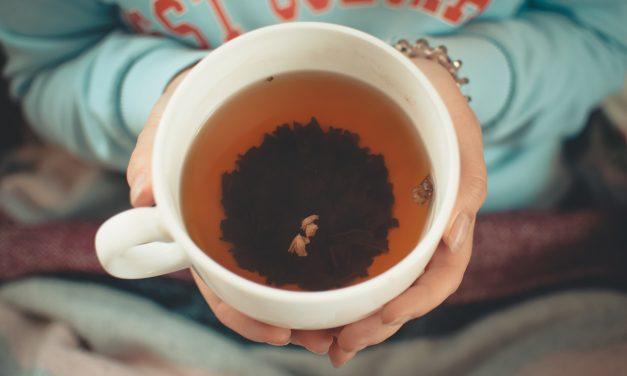 Want a better brain? Drink more tea