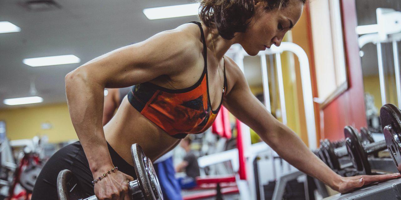 Regular workouts boost women's strength