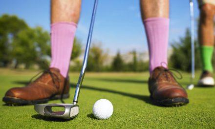 Play golf, live longer
