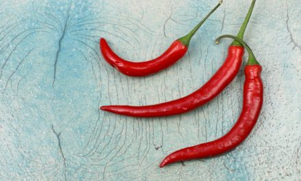 Eating chillies reduces heart attack risk