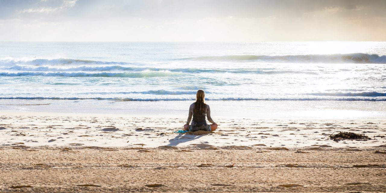 Daily meditation keeps your brain young